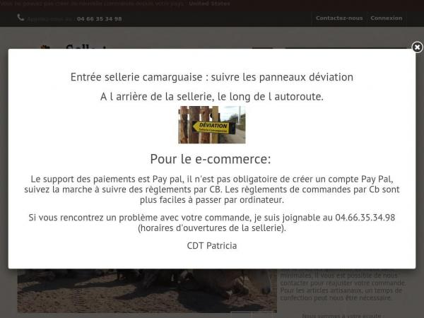 sellerie-camarguaise.fr