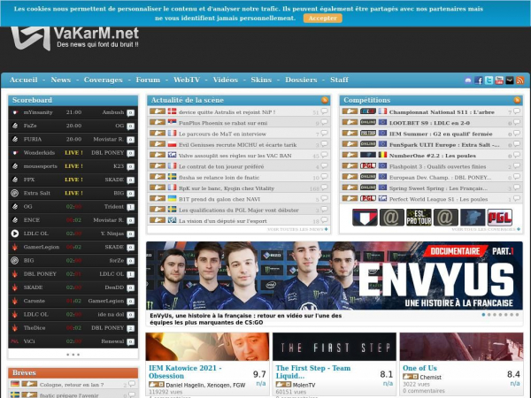 vakarm.net